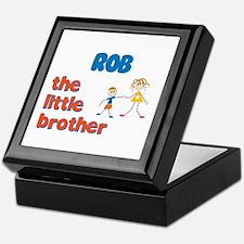 Rob - The Little Brother Keepsake Box