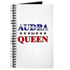 AUDRA for queen Journal