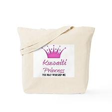 Kuwaiti Princess Tote Bag
