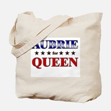 AUBRIE for queen Tote Bag