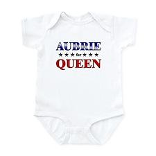 AUBRIE for queen Infant Bodysuit