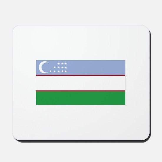 Uzbekistan Mousepad