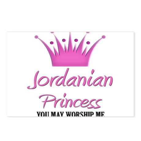 Jordanian Princess Postcards (Package of 8)