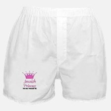 Jewish Princess Boxer Shorts
