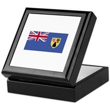 Turks and Caicos Islands Keepsake Box