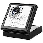 The Alchemy of Music Keepsake Box