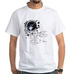 The Alchemy of Music White T-Shirt