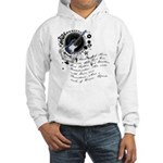 The Alchemy of Music Hooded Sweatshirt
