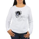 The Alchemy of Music Women's Long Sleeve T-Shirt