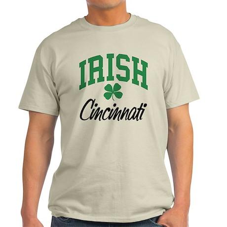 Cincinnati Irish Light T-Shirt