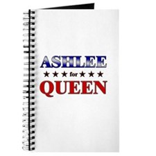ASHLEE for queen Journal