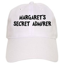 Margarets secret admirer Baseball Cap