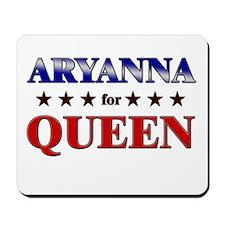 ARYANNA for queen Mousepad