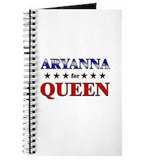 ARYANNA for queen Journal