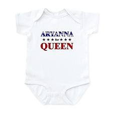ARYANNA for queen Infant Bodysuit