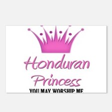 Honduran Princess Postcards (Package of 8)