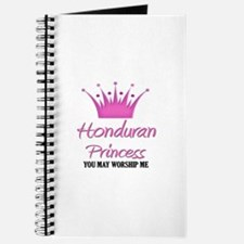 Honduran Princess Journal