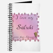 Saluki Shopping Journal
