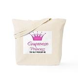 Guyana Canvas Bags