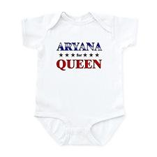 ARYANA for queen Infant Bodysuit