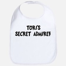 Toris secret admirer Bib