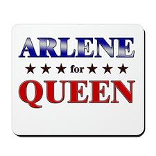 ARLENE for queen Mousepad