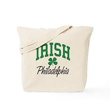 Philadelphia Irish Tote Bag