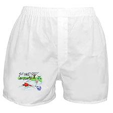 Thin Ice Boxer Shorts