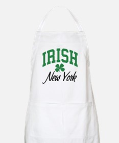 New York Irish BBQ Apron