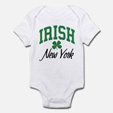 New York Irish Infant Bodysuit