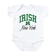 New York Irish Onesie