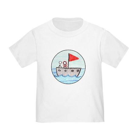 """""""On Water"""" Toddler T-Shirt"""