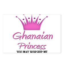 Ghanaian Princess Postcards (Package of 8)