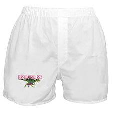 Turfosaurus Rex Boxer Shorts
