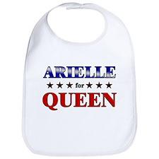 ARIELLE for queen Bib