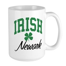 Newark Irish Mug