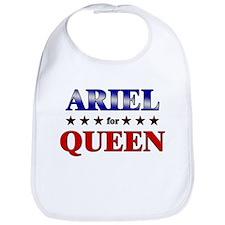 ARIEL for queen Bib