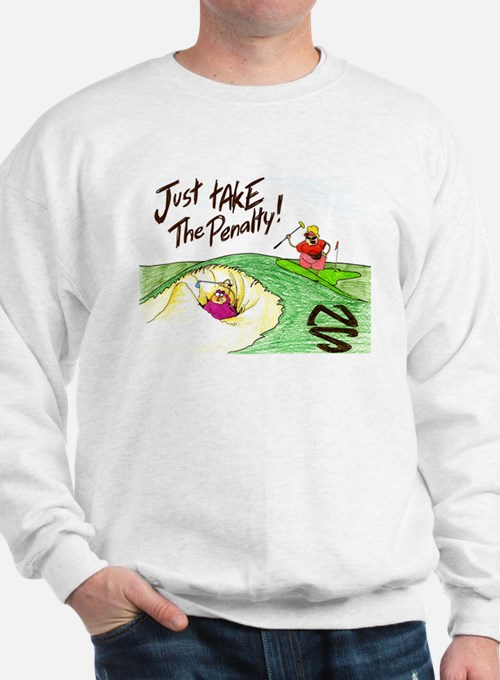 In The Sand Trap Sweatshirt
