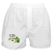 In The Sand Trap Boxer Shorts
