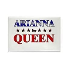 ARIANNA for queen Rectangle Magnet
