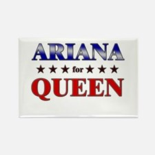 ARIANA for queen Rectangle Magnet
