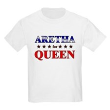 ARETHA for queen T-Shirt