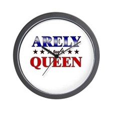 ARELY for queen Wall Clock