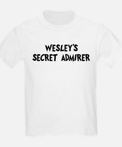 Wesleys secret admirer T-Shirt