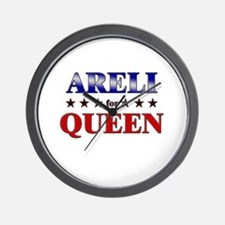ARELI for queen Wall Clock