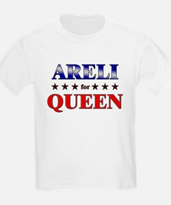 ARELI for queen T-Shirt