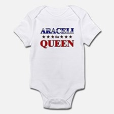 ARACELI for queen Infant Bodysuit
