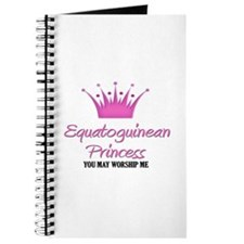 Equatoguinean Princess Journal
