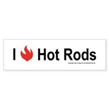 I Flame Hot Rods