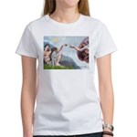 Creation / Ger SH Pointer Women's T-Shirt